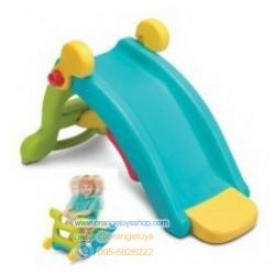 (SLIDER) สไลด์เดอร์ กระดานลื่นโยกเยก 2 in 1 / เก้าอี้ Plastic Toys - Slides
