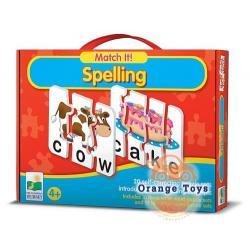 Match it Spelling เกมส์จับคู่ ชุดต่อคำศัพท์ การสะกดคำ