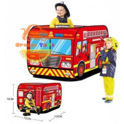 (บ้านบอลเด็ก) เต็นท์ บ้านบอล รถดับเพลิง แสนสนุก