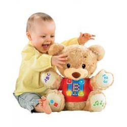 ตุ๊กตาหมี jollybaby จะสอนภาษาอังกฤษ อาทิ A B C-Z ,