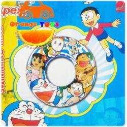 (ขนาด 20 นิ้ว) ห่วงยาง โดเรม่อน Doraemon ลายลิขสิทธิ์แท้ - ห่วงยาง 20 นิ้ว