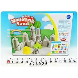 ทรายวิทยาศาสตร์ พร้อมอุปกรณ์ ทรายสีธรรมชาติ ชุดสัตว์น้ำ (ทราย 800 กรัม)