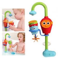 ก็อกน้ำของเล่นในห้องน้ำเด็ก
