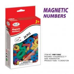 First Classroom - Magnetic ตัวเลข