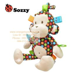 โมบาย สำหรับเด็ก โมบายลิงน้อย sozzy ดึงหางมีเสียง