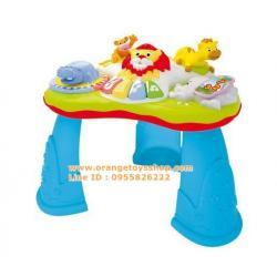 โต๊ะกิจกรรม Belbebe รุ่น The Zoo