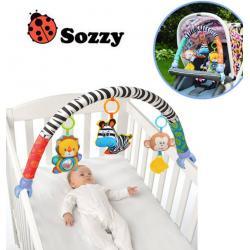 โมบาย ติดรถเข็น / คาร์ซีท / เตียงเด็กsozzy