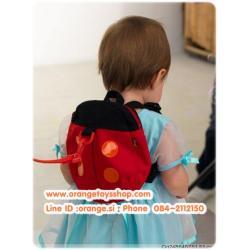 เป้จูงเด็กเต่าทอง สายจูงเด็ก เพื่อความปลอดภัย