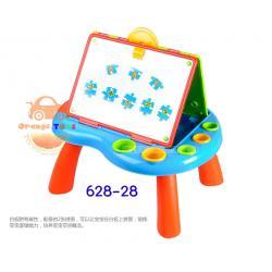 โต๊ะพร้อมอุปกรณ์ออกแบบ All-1 magnetic drawing board blackboard