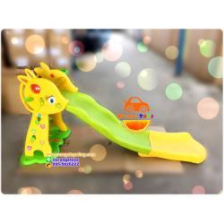 (SLIDER) สไลด์เดอร์ ห่วงบาส รูปกวาง (เหลือง/เขียว) 5015