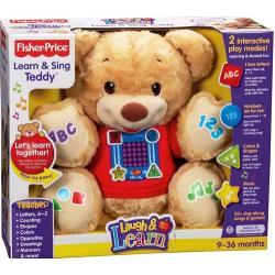 ตุ๊กตาหมี Fisher price Laugh and Learn Teddy
