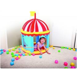 (บ้านบอลเด็ก) บ้านบอลเป่าลม Bestway