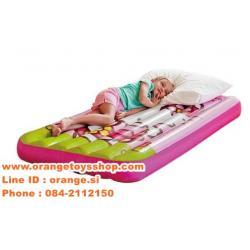 Intex ที่นอนเป่าลมสำหรับเด็ก Hello Kitty - สีชมพู