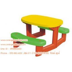 ชุดโต๊ะอเนกประสงค์ คละสี