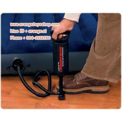 ที่สูบลม แบบธรรมดา INTEX pump manual air pump 68612 inflatable toys