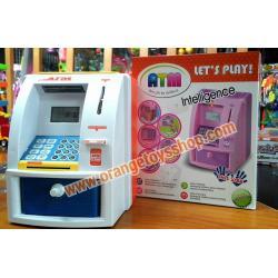ตู้ ATM สำหรับเด็ก (สีชมพู)