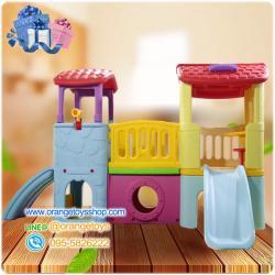 (SLIDER) สไลด์เดอร์บ้าน 2 หรรษา สไลเดอร์หรรษา บ้านสีสวย