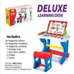 กระดานแม่เหล็ก First Classroom - Deluxe Learning Desk(HM1101A)