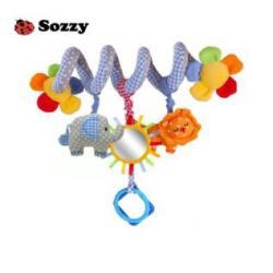 โมบาย สำหรับเด็ก โมบายพันเปล มีเพลง sozzy