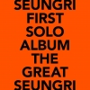 [Pre] Seungri : 1st Solo Album - THE GREAT SEUNGRI (Orange Ver.) +Poster