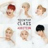 [Pre] Teentop : 4th Mini Album Repackage - TEEN TOP CLASS ADDITION +Photo+Photocard(1p)
