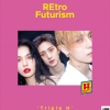 [Pre] Triple H : 2nd Mini Album - REtro Futurism +Poster