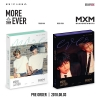 [Pre] MXM : 1st Album - MORE THAN EVER (MORE+EVER Ver. SET) +Poster