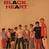 [Pre] UNB : 2nd Mini Album - BLACK HEART (Black Ver.) +Poster