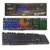 Keyboard Gaming Tecfon K596 (มีไฟ)