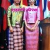 ชุดพม่า ชาย-หญิง 01