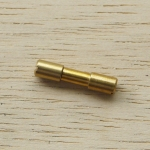 น๊อตยึดประกับ 5 mm ทองเหลือง