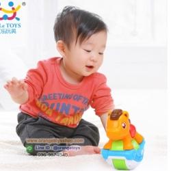 Huile Toys ม้าน้อยโยกเยก ของเล่นเด็กอ่อน Sliding Animals สัตว์น้อยโยกเยก