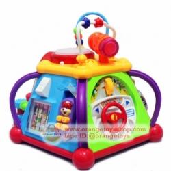 กล่องกิจกรรม - Little Joy Box กล่องกิจกรรม 5 เหลี่ยม