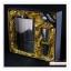 K028N ชุดเซ็ตกระป๋องใส่เหล้า 8 OZ (240 ซีซี) สแตนเลสพมพ์ลายสวย มาพร้อม ถ้วยแสตนเลท 2 อัน และกรวย 1 อัน thumbnail 1