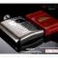 K031N กระป๋องใส่เหล้า (6OZ) 180 cc. สแตนเลสอย่างดี พิมพ์ลาย กระป๋อง ขวด ใส่เหล้า ใส่เครื่องดื่ม กะทัดรัด พกพา สะดวก thumbnail 5