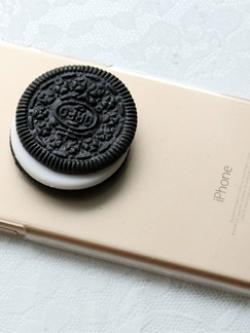 เคสไอโฟน/iPhone ตกแต่งขนมคุกกี้โอริโอ้