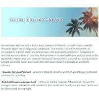 Spirulina & Astaxanthin Nutrex Hawaii USA