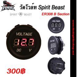 วัดโวล์ท Spirit Beast ER308 B Section