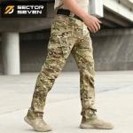 กางเกง Sector Seven IX9 C มัลติแคม ผ้าตารางกันน้ำ (งานแท้)